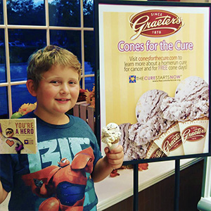 Graeter's Cones For the Cure
