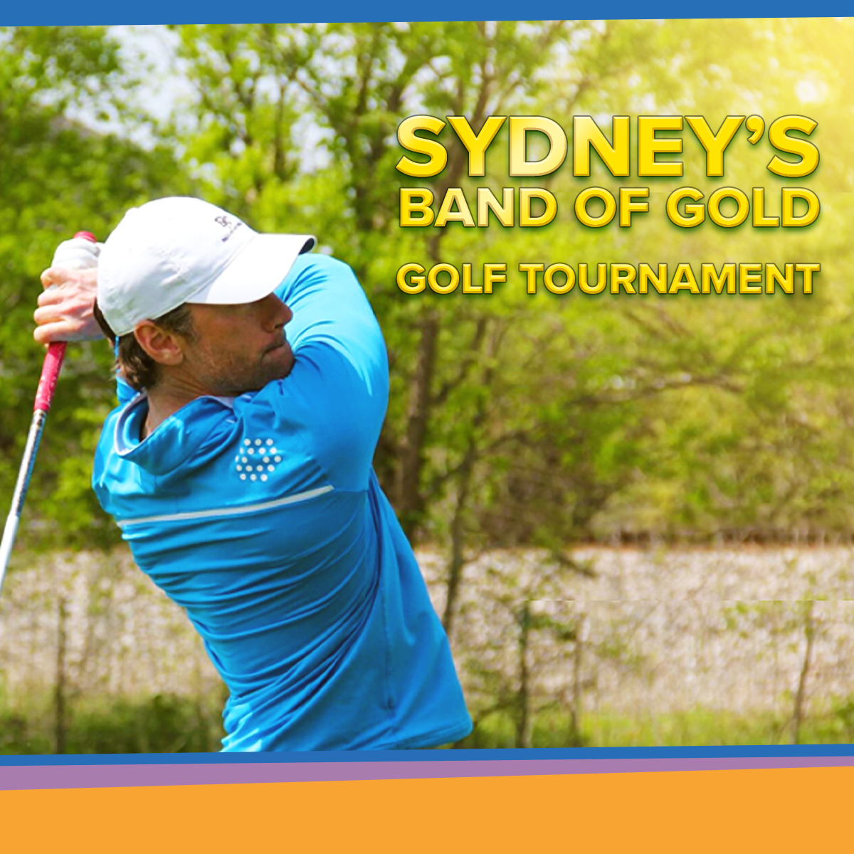 Sydney's Band of Gold Golf Tournament
