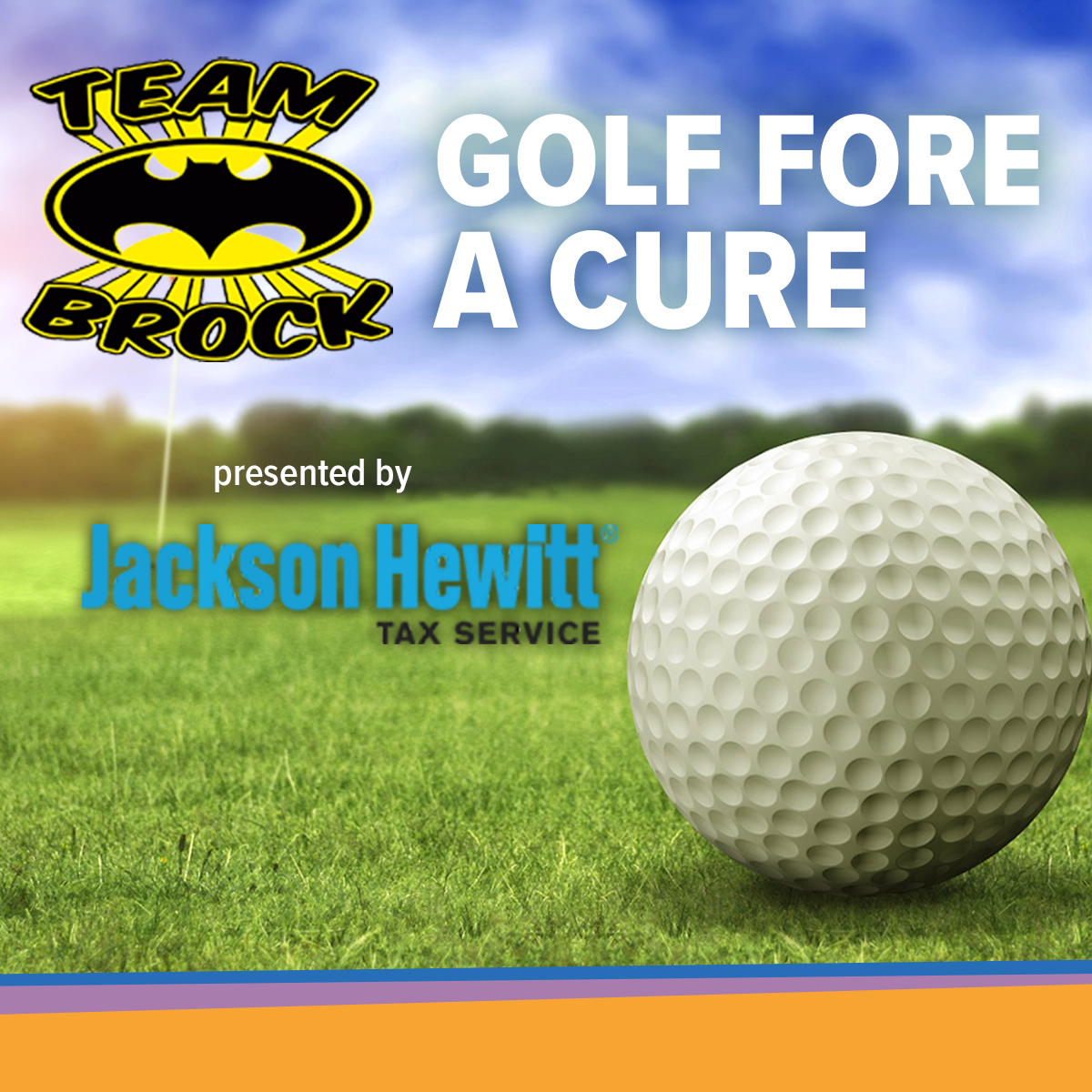 Team Brock Golf Fore A Cure